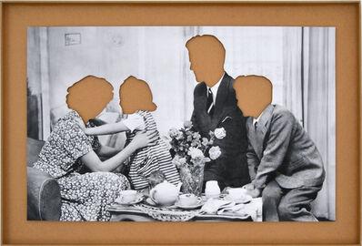 Hans-Peter Feldmann, 'Familie ohne Köpfe'