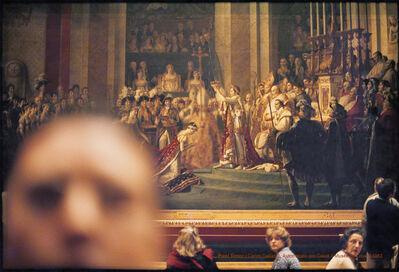 Carlos Gallardo, 'Pixel Terror, Autorretrato con David', 1982