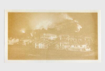 Mathias Kessler, 'Disasters of Climate Change (VII)', 2019