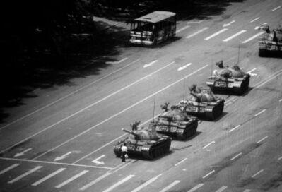 Stuart Franklin, ''The tank man'. CHINA. Beijing. Tiananmen Square. 4th June 1989.', 1989