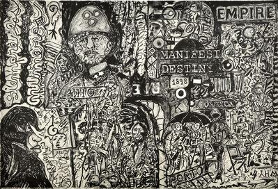 Rafael Ferrer, 'Why', 2012