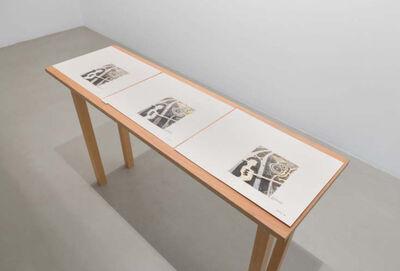 Juan Araujo, 'Dibujo Pista Aeromodelismo 1, 2 & 3', 2009-2010
