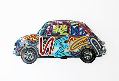 David Gerstein, 'Fiat 500', 2020