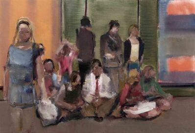 Simon Nicholas, 'Gallery Group 1'
