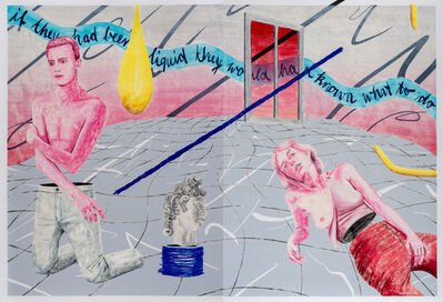 Marion Fink, 'If they had been liquid, they would have known what to do: They would just have merged.', 2019