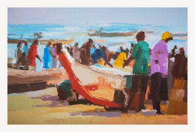 Maxwell Boadi, 'Mending', 2010