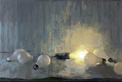 Mia Bergeron, 'Phosphorescence', 2017