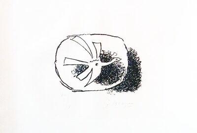 Georges Braque, 'Août', 1958
