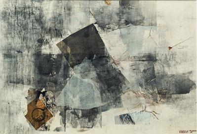 Nasreen Mohamedi, 'Untitled', 1969