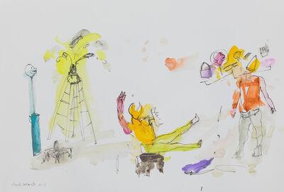 Mostafa Choobtarash, 'Untitled (from the series Lazy Bomb)', 2018