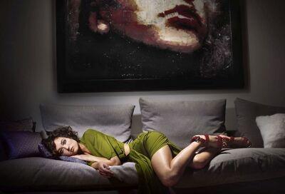 David Drebin, 'Under the Lips', 2008