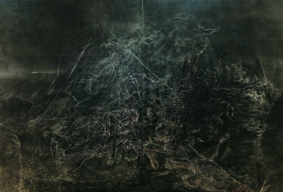 Shao Wenhuan 邵文欢, 'Crossing The Sea 大渡海', 2017-18