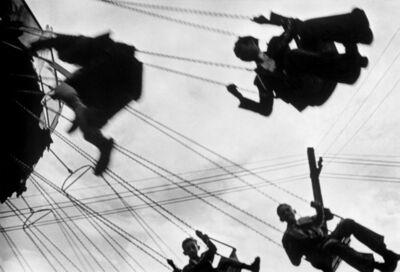 Robert Capa, 'At the annual Easter fair. Seville, Spain.', 1935