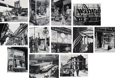 Berenice Abbott, 'New York Portfolio III'