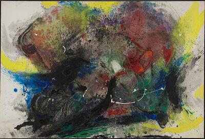 Koichiro Wakamatsu 若松 光一郎, 'Mukyudo (Involuntary)', 1964
