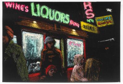 Jane Dickson, 'Family Liquors', 2020