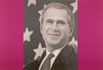 Richard Phillips, 'The President of the United States of America', 2001