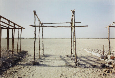 Eduardo Del Valle and Mirta Gómez, 'Two Sections of Time, Chicxulub, Puerto, Mexico, May 1998', 1998