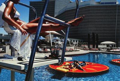 Harry Gruyaert, 'Caesar's Palace Hotel, Las Vegas, Nevada, USA, 1982', 1982