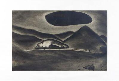Enzo Cucchi, 'Immagine oscura', 1982