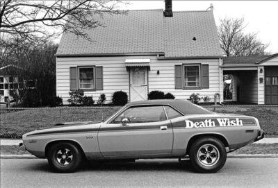 Joseph Szabo, 'Death Wish', 1976