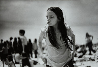 Joseph Szabo, 'Priscilla', Photographed in 1969 and printed in 2003