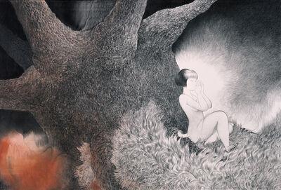 Kondoh Akino, 'KiyaKiya_drawing08', 2013