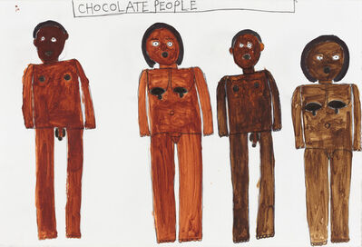 Antonio Benjamin, 'Chocolate People', 2016