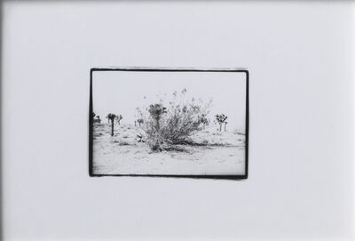 Judy Fiskin, 'Untitled (Desert Series #101)', 1976