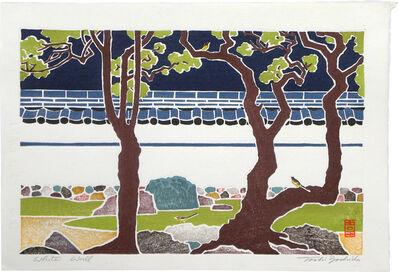Toshi Yoshida, 'White Wall', 1964