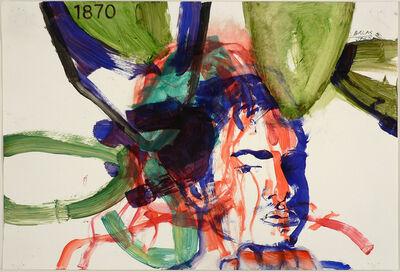 Jack Balas, 'Cactushead 1870', 2020