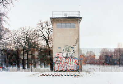 Diane Meyer, 'Former Guard Tower Off Puschinallee', 2012-2017