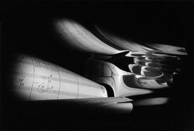 Suzie Maeder, 'Score by Thomas Adès 3  'Concerto Conciso'', 1998