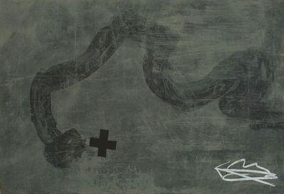 Antoni Tàpies, 'Sinuos', 1988