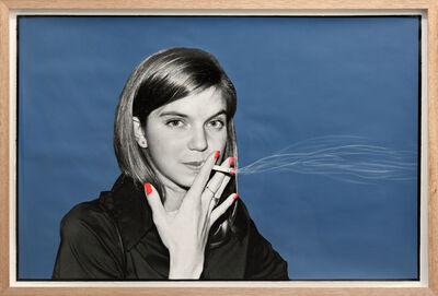 Ed Templeton, 'Girl Smokes, Munster, Germany', 2013