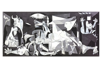Pablo Picasso, 'Guernica', 2017