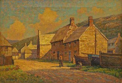 Henry Samuel Merritt, 'Fishermen's cottages'