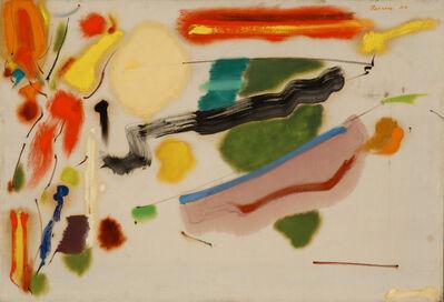 John Ferren, 'New York Summer Landsacpe', 1953
