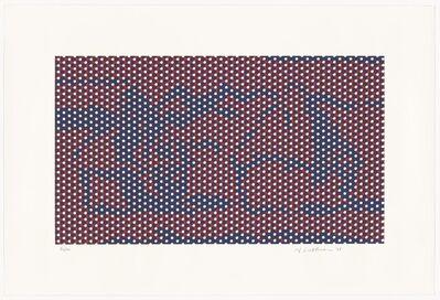 Roy Lichtenstein, 'Haystack #4', 1969
