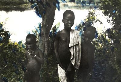 Ming Smith, 'Trio in Gambela, Gambela, Ethiopia', 1973-1978