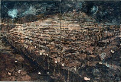 Anselm Kiefer, 'Osiris und Isis', 1985-1987