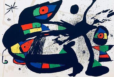 Joan Miró, 'From 'Derrière le Miroir - Miró'', 1978