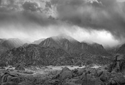 Mitch Dobrowner, 'Storm over Sierra Nevada', 2021