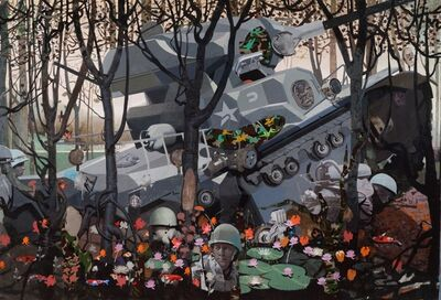 Phillip Thomas, 'Tank', 2017