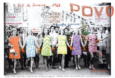 Marcelo Brodsky, 'From the series 1968: The fire of Ideas, A RUA e Nossa', 2014-2019