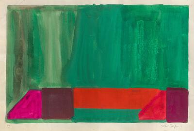 John Hoyland, '1965 (III)', 1965