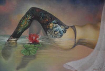 David Zepeda Moreno, 'Tattoo Simbiotico'