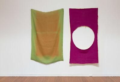 Mikala Dwyer, 'Sun Paintings', 2018