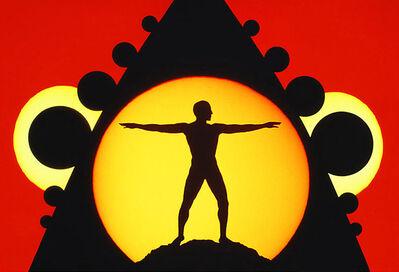 Mitchell Funk, 'Man and Universe ', 1980