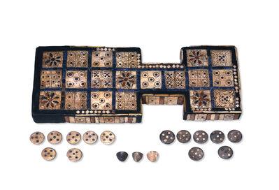 'The Royal Game of Ur', ca. 2600-2400 B.C.